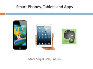 Mark Seigel, MD, FACOG