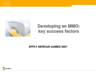 Developing an MMO: key success factors