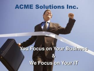 ACME Solutions Inc.