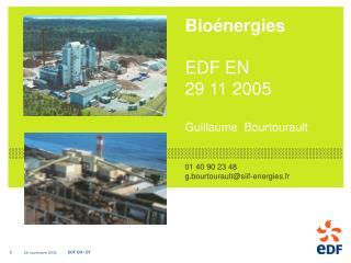 Enjeu biomasse