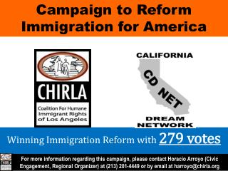Campaign to Reform Immigration for America