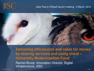 Data Flow  VIDaaS launch meeting , 2 March, 2012