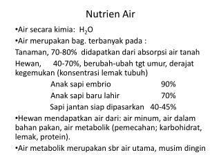 Nutrien Air