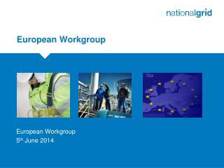 European Workgroup