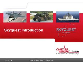 Skyquest Introduction