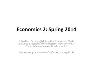 Economics of Taxation 2010