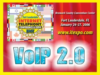 VoIP Regulatory Update