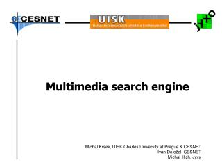 Multimedia search engine