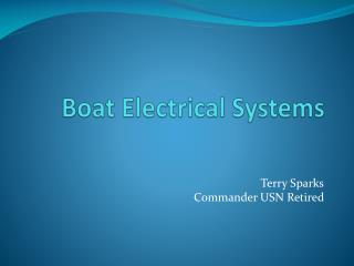 Boat  Electrical Systems