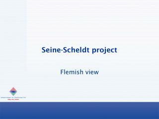Seine-Scheldt project