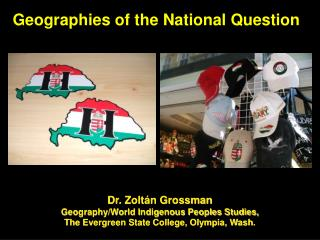 Geographies of the National Question