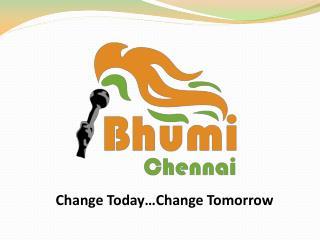 Change Today…Change Tomorrow