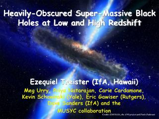 Heavily-Obscured Super-Massive Black Holes at Low and High Redshift