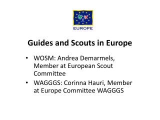 Guides and Scouts in Europe
