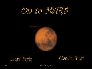 On to MARS