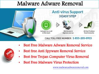 Best Free Malware Adware Removal Service