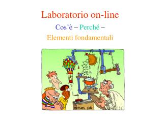 Laboratorio on-line