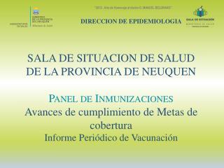 DIRECCION DE EPIDEMIOLOGIA