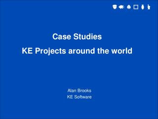 Case Studies KE Projects around the world