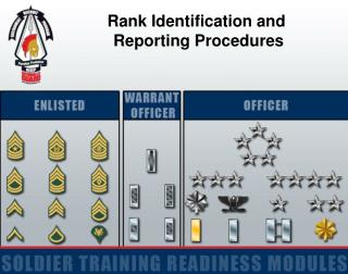 Rank Identification and  Reporting Procedures