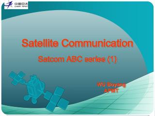Satellite Communication Satcom ABC series (1)
