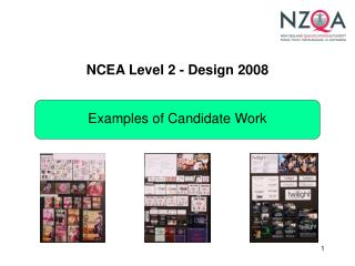 NCEA Level 2 - Design 2008