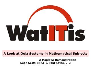 Mathematics in Web Development