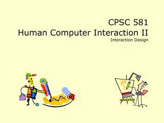 human computer interaction 2 essay