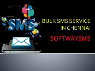 Bulk SMS Service Provider in Chennai