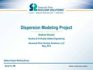 Dispersion Modeling Project