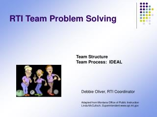 RTI Team Problem Solving