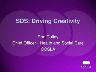 SDS: Driving Creativity