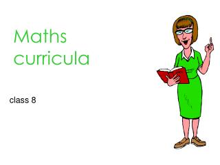 Maths curricula