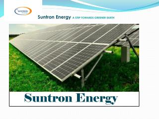 Suntron Energy