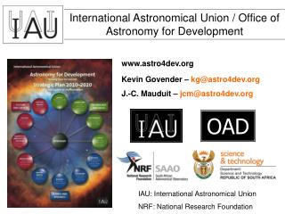 International Astronomical Union / Office of Astronomy for Development