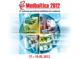6th National Specialised Medical Fair Fair for professional health care!