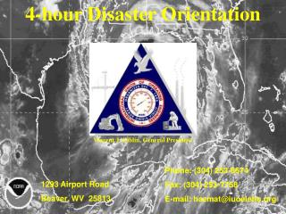 4-hour Disaster Orientation
