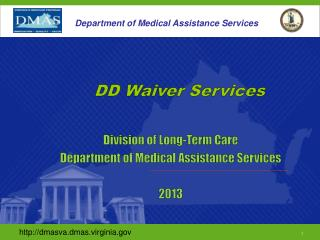 DD Waiver Services