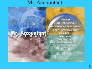 Mr. Accountant