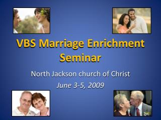 VBS Marriage Enrichment Seminar