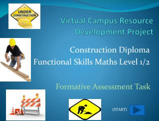 Virtual Campus Resource Development Project