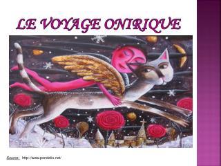Le voyage onirique