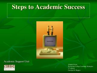 Steps to Academic Success