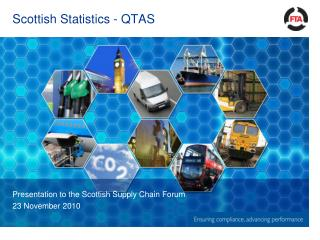 Scottish Statistics - QTAS