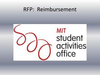 RFP: Reimbursement