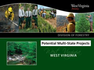 Potential Multi-State Projects