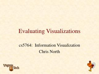 Evaluating Visualizations