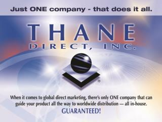 Why Thane Direct?