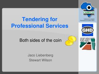 Tendering for Professional Services