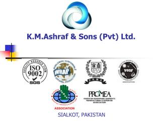 K.M.Ashraf & Sons (Pvt) Ltd.